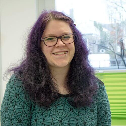 Ausbildung Fachinformatikerin Katharina Heins