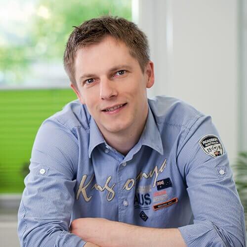 TYPO3-Experte und Informatiker: Jan Rieland