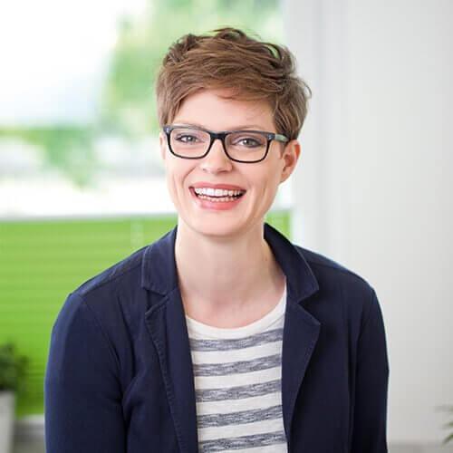 Beratung für Digitale Kommunikation und Expertin Content-Marketing: Katharina Rieland