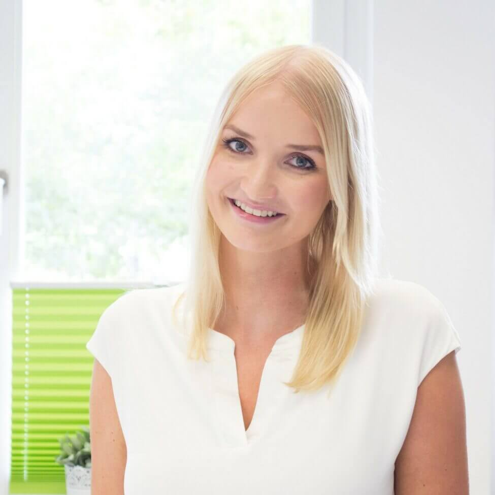 Stephy Kesting ist Online Marketing Managerin bei kajado in Dortmund