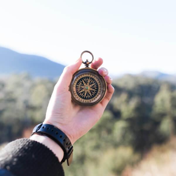 Kompass im Online-Marketing
