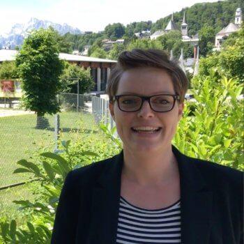 Katharina Rieland erklärt wie man mit Kritik auf Facebook umgeht