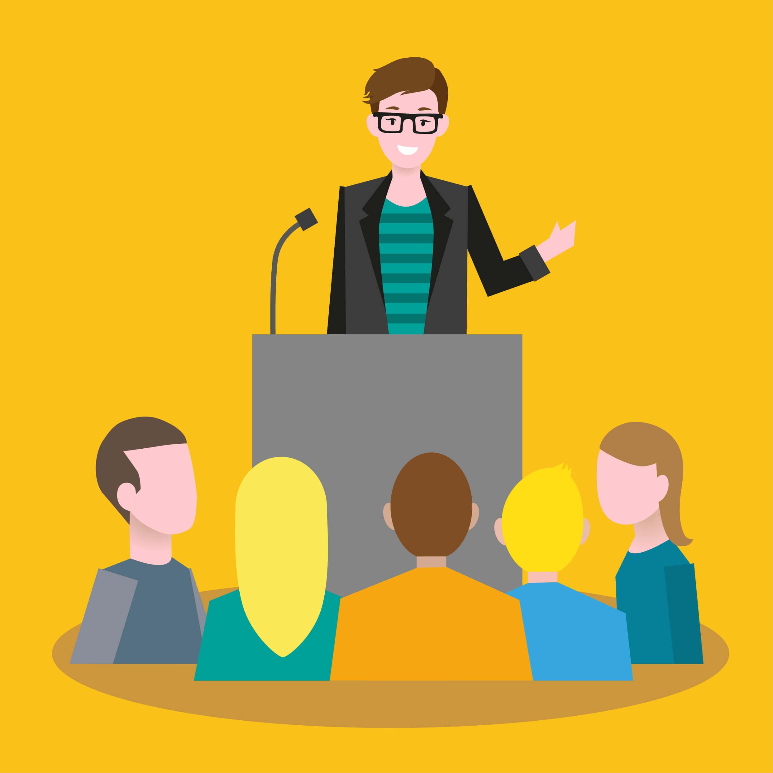 Marketing-Vorträge buchen