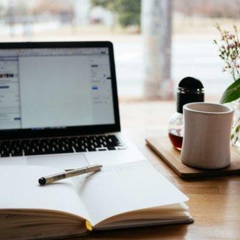 Ideen sammeln für den Redaktionsplan im April