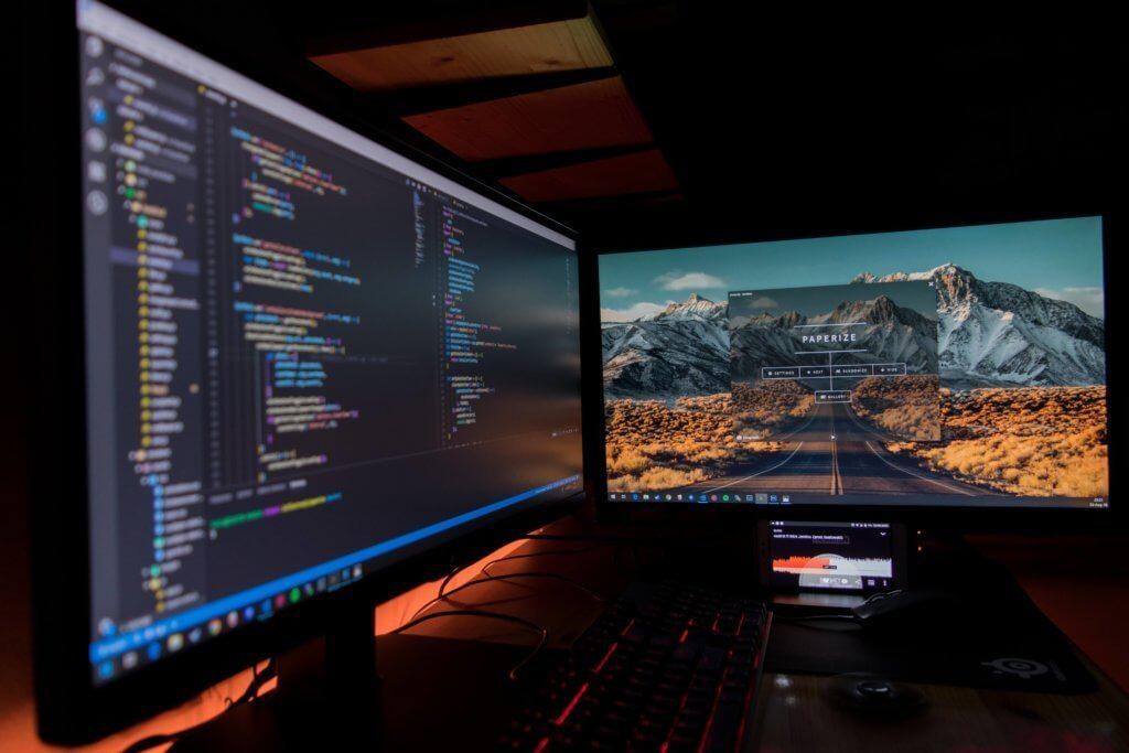 Die Webentwicklung bei der TYPO3 Internetagentur kajado.