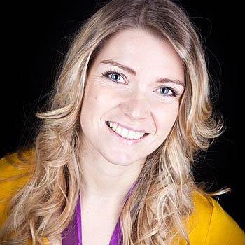 Helena Stanek (Fromm) von der DTU ist zufrieden mit der neuen TYPO3-Seite