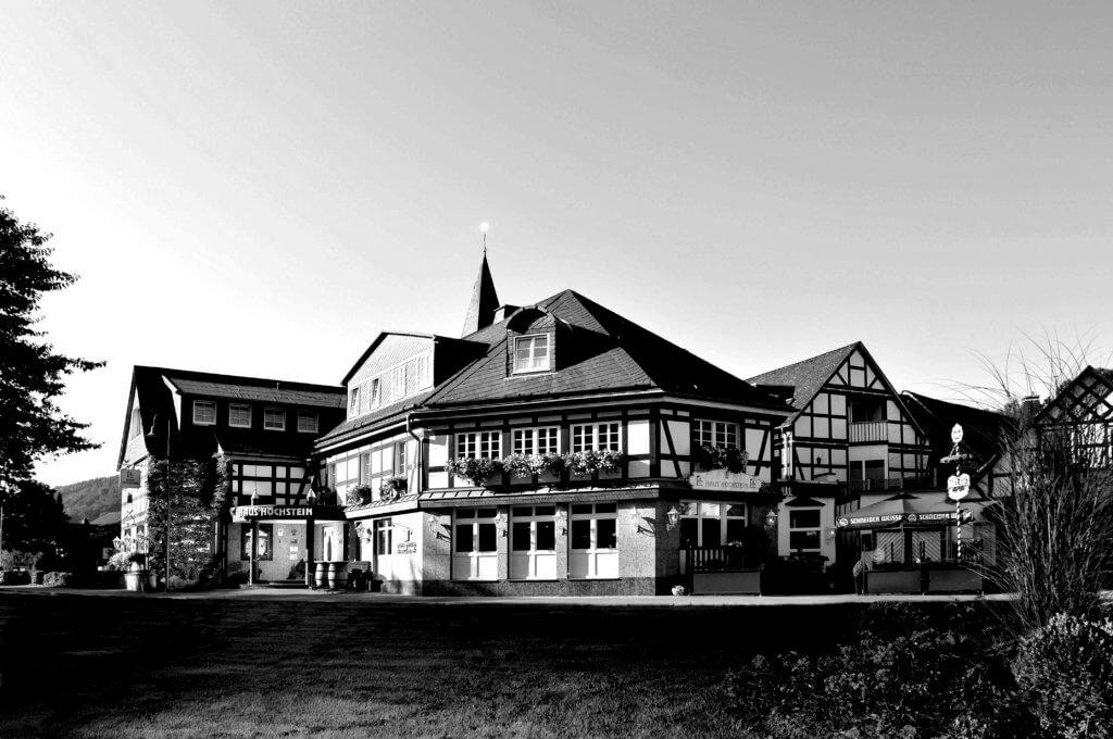 Das Hotel Haus Hochstein im Sauerland hat eine neue Website mit WordPress.