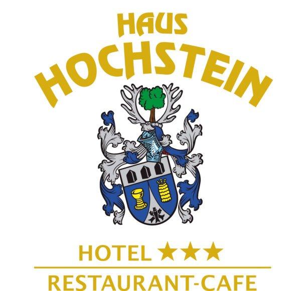 Das Logo von Haus Hochstein auf der neuen Website.