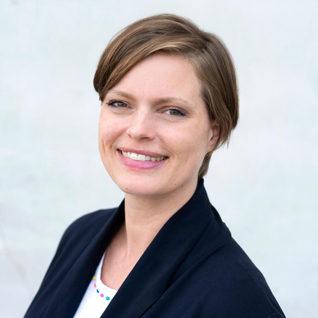 Katharina Rieland - Geschäftsführerin der kajado GmbH